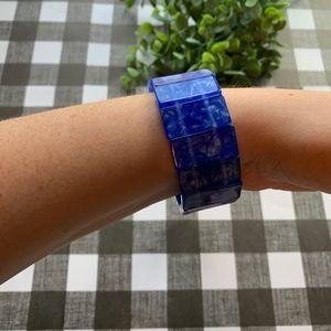Polished Resin Bracelet